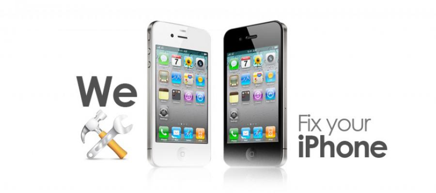 We fix your iPhone!